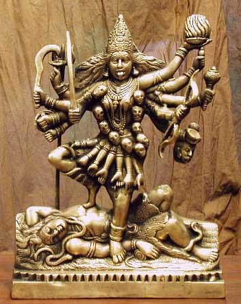 Πατήστε στην εικόνα για να τη δείτε σε μεγένθυνση  Όνομα:  goddess-kali-idol.jpg Εμφανίσεις:  198 Μέγεθος:  33,0 KB
