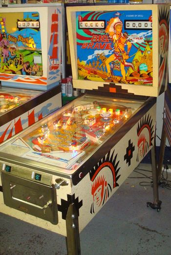 Pinball machines for sale, pinball game  restoration and pinball service and more_.jpeg