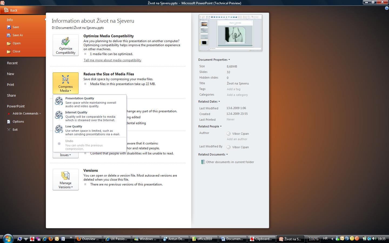Πατήστε στην εικόνα για να τη δείτε σε μεγένθυνση  Όνομα:  powerpoint2010.png Εμφανίσεις:  110 Μέγεθος:  209,8 KB