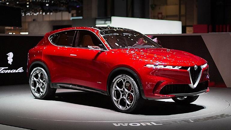 Σαρώνει τα βραβεία η Alfa Romeo Tonale